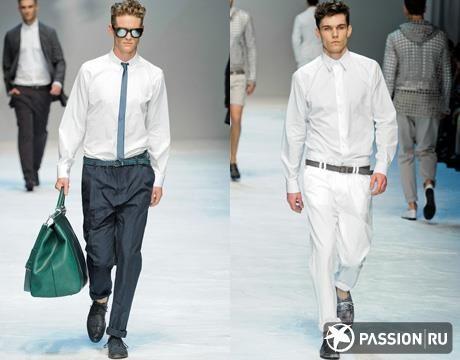 Модные итальянские брюки