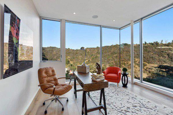 Top 70 Best Modern Home Office Design Ideas Contemporary Working Spaces Contemporary Home Offices Modern Home Offices Modern Home Office