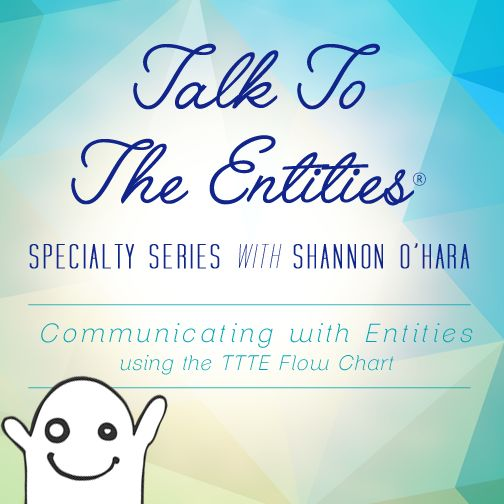 Is the spirit world scary to you? What if you could communicate with entities to have more ease in your life? What would it take for you to receive from them? I wonder what that would add to your life? #TTTE #ShannonOHara #Communication #Entities #Fun #Ease #NotScary