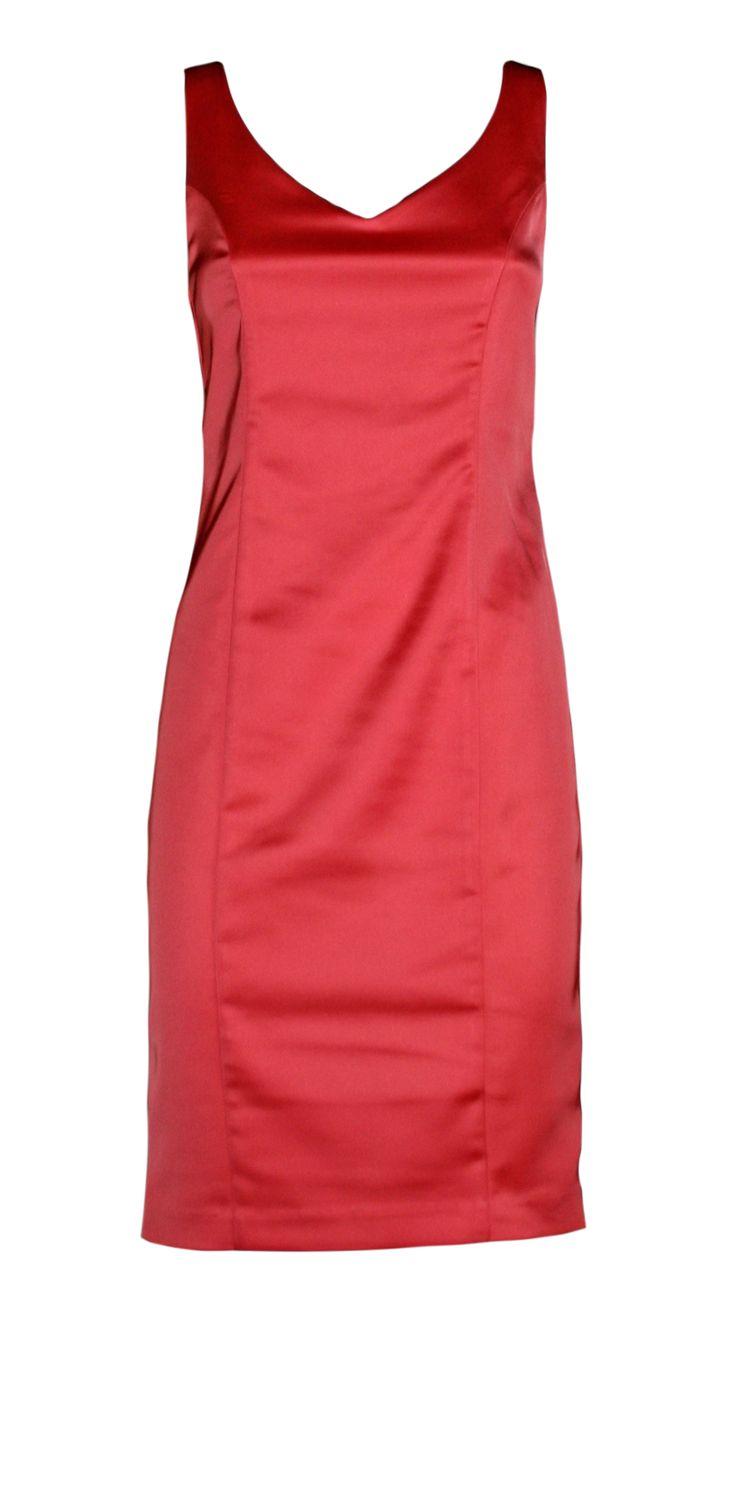 Hanita :  #Hanita #Dress #collection #fashion #shopping #moda  HV1406584 Colour Papaya