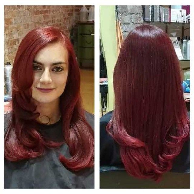 chi hair styles cherry with chi ionic 8rr by kisia11 chicolor 6631