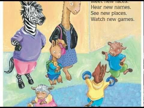 Llama Llama Misses Mama read aloud by Anna Dewdney