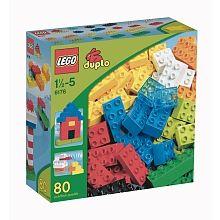 LEGO® DUPLO Bouwtoebehoor - 6176 Basic Basisstenen Deluxe