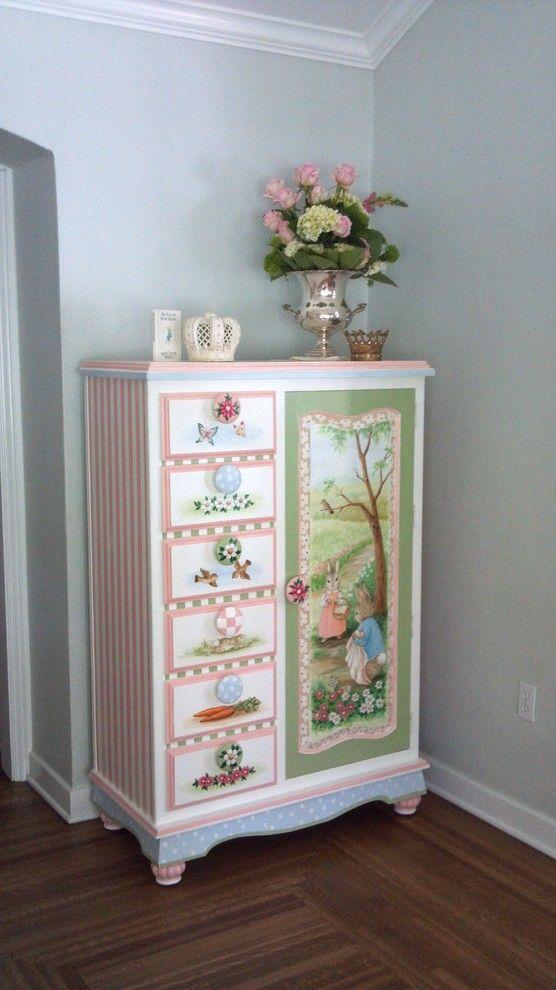 Alice in Wonderland Nursery Ideas Victorian Nursery with Themed Rooms