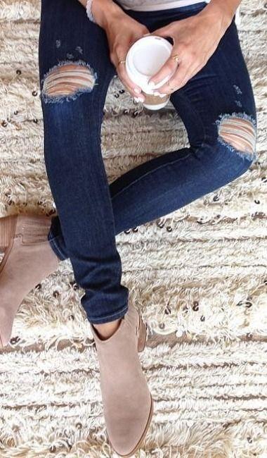 Splendid Addie Ankle Boots