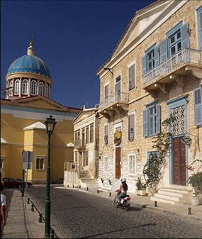Syros-great for greek history