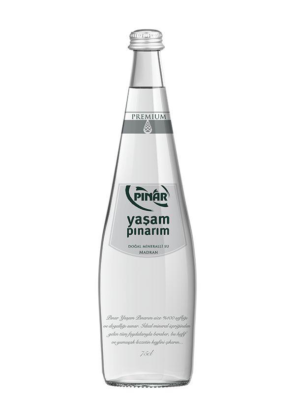 Pınar Cam Şişe 75 cl