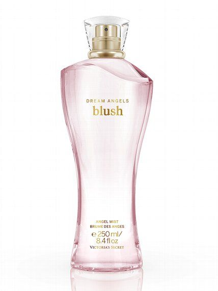 Dream Angels NEW!  			Blush Angel Mist #VictoriasSecret http://www.victoriassecret.com/beauty/new-arrivals/blush-angel-mist-dream-angels?ProductID=112653=OLS?cm_mmc=pinterest-_-product-_-x-_-x
