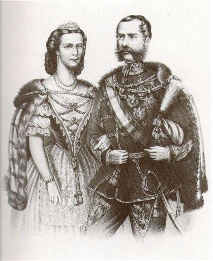 Sissi és Ferenc József