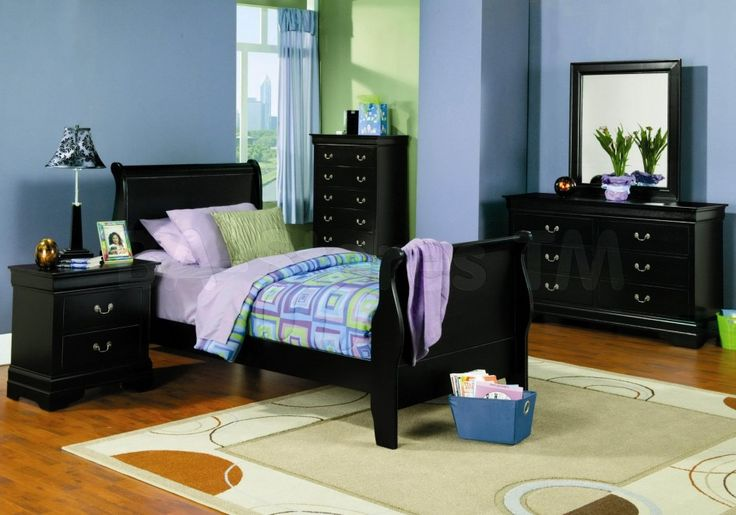 second hand furniture Design Wooden Black Bedroom With Carpet And Cabinet The Tips for the House Owners to Choose the Second Hand Furniture