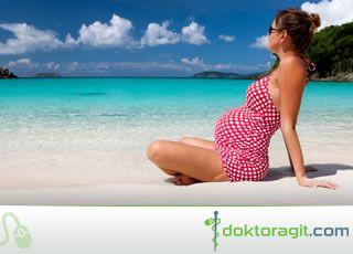 Yaz Aylarında Hamilelik!Hamile olmak, artan beden ağırlığı ve vücut ısısı, oluşan ödemler vs. her koşulda zorlayıcı süreçler iken özellikle yaz aylarında çekilmez bir hal alabiliyor.Her hamilenin #hamilelik süreci kendine özgüdür. Hamileliğinizi en sağlıklı şekilde geçirmek için doktorlarımızdan Kadın Hastalıkları ve Doğum Uzm. Dr. Sultan KAVRUT'tan randevu alabilirsiniz; http://doktoragit.com/uzm-dr-sultan-kavrut-11446