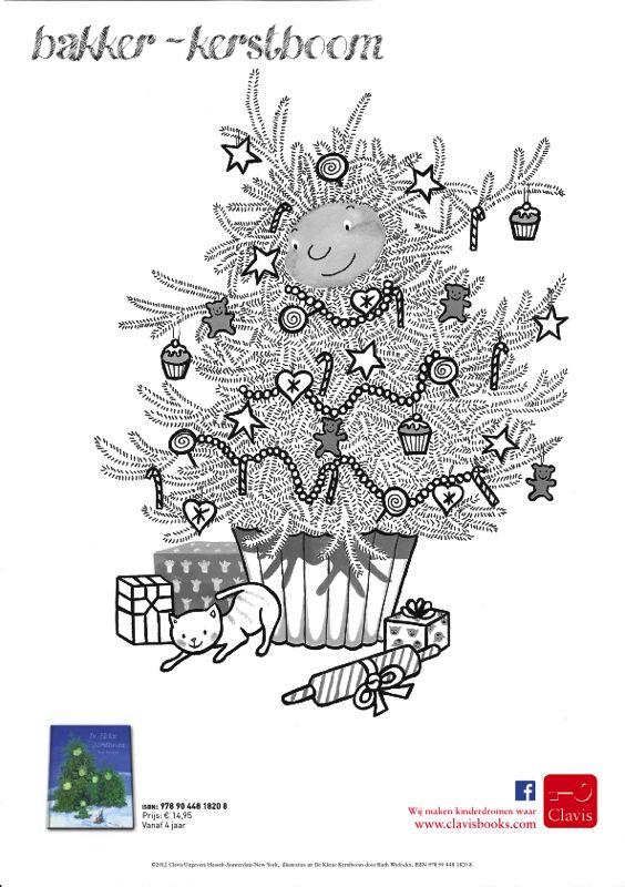 De kleine kerstboom, Ruth Wielockx Een warm kerstverhaal over een kleine boom met een grote droom, en over de Kerstman natuurlijk! Voor kinderen (groot of klein) vanaf 4 jaar.