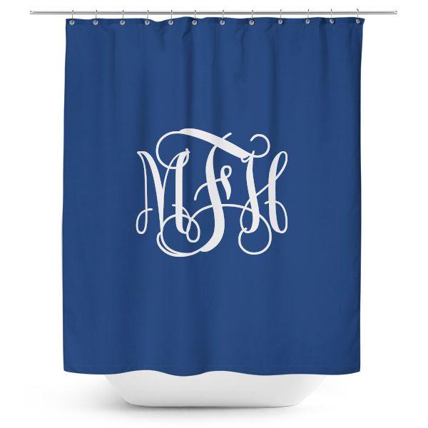 Best 25 Navy Shower Curtains Ideas On Pinterest