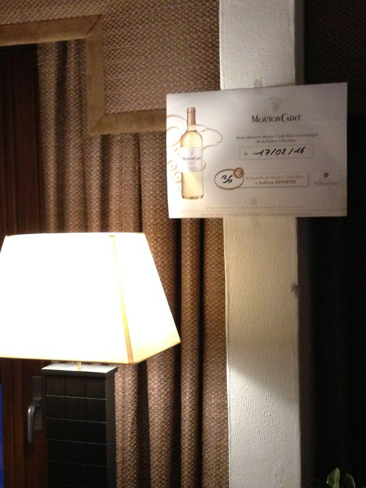 Soirée BLANCHE le 17 février 2016 @hotel new solarium courchevel