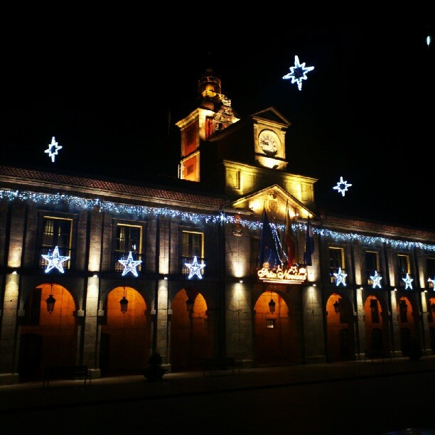 Ayuntamiento de Avilés vía: @merukina