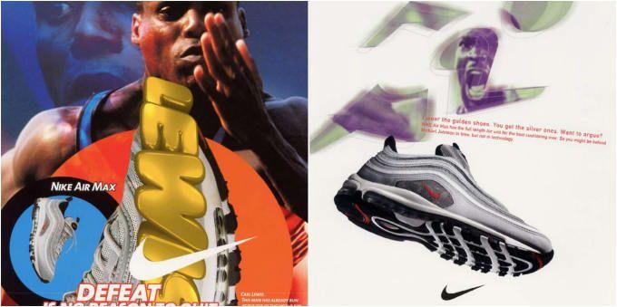 Acuario Matemático terrorista  20 Things You Didn't Know About the Nike Air Max 97   Nike air max, Air max,  Air max 97