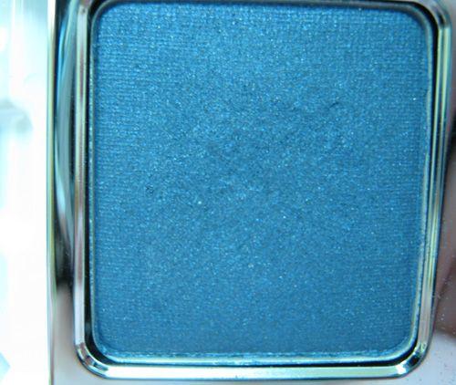 Сатиновые тени для век Темно-синие