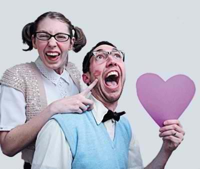 nerds in love <3