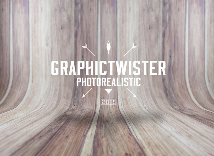 Wooden textures curved on www.graphictwister.com