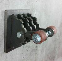 Industrielle Steampunk Doppel Lichtschalter von SteampunkInteriors