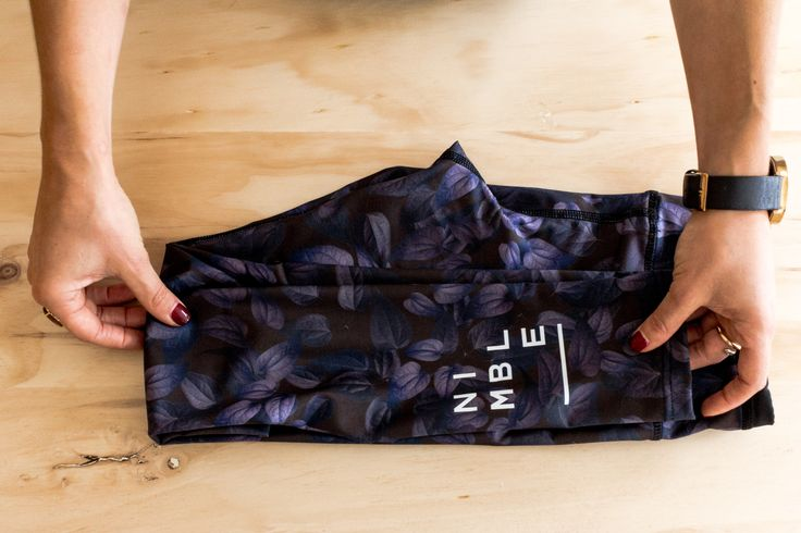 All in the details | Nimble Activewear's key edgy prints