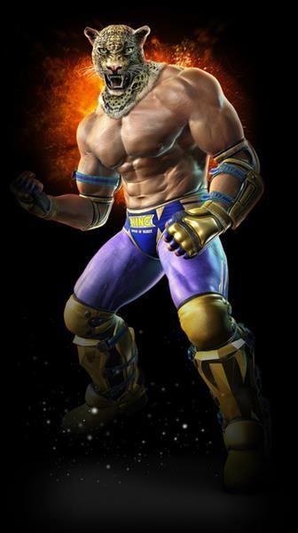 Tekken 6 все костюмы