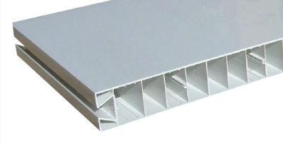 Plastic Ceiling Panels, Plastic Wall Panels, PVC Doors, PVC Door Jambs, Plastic Trim, ExtruCrete Tilt-up Panels, Clean Rooms, Partition Walls, Suspended Ceilings: Extrutech Plastics