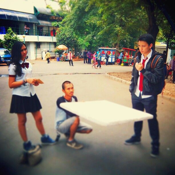 #CintaYangSama Joya & Nico [at] Kuningan - Jakarta