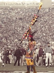 Osceola ready to plant the spear: Florida States, Spears Fsu On, Fsu Seminoles, Favorite Things, Plants, Colleges Football