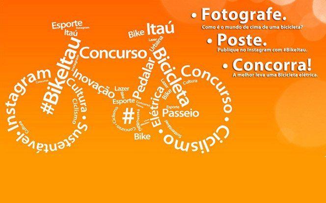 A cada dia vemos mais pessoas usando a bicicleta como meio de transporte nas grandes cidades, sem pegar trânsito e melhorando a saúde. Pensando nisso o Itaú criou o projeto Bike Sampa, que permite a locação de bicicletas em pontos estratégicos de São Paulo. As primeiras estações já estão disponíveis no bairro Vila Mariana. Para divulgar a ação o Itaú criou um concurso cultural no Instagram. Para participar basta postar uma foto criativa que remetam o universo de bicicletas usando a hashtag…