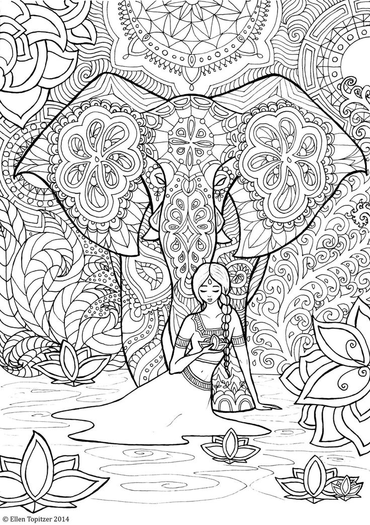 african coloring pages - photo#24