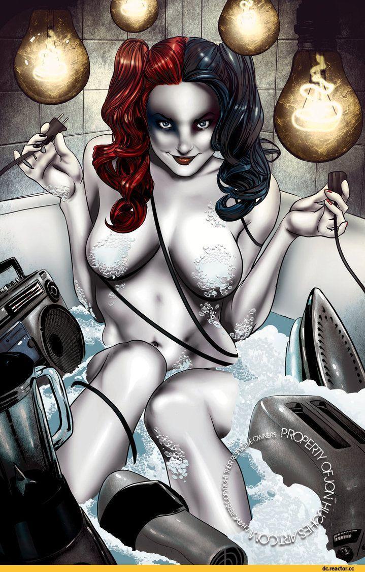 Harley Quinn, Harley Quinn, Harlin Kvinzel, DC Evil, Villains, DC Comics, DC Universe, the universe DiSi, fandom, DC Erotic, Erotica