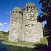 Nunney Castle Walk  3 miles - 1 hour 15 minutes  http://www.theaa.com/walks/nunney-and-its-village-castle-and-combe-420954