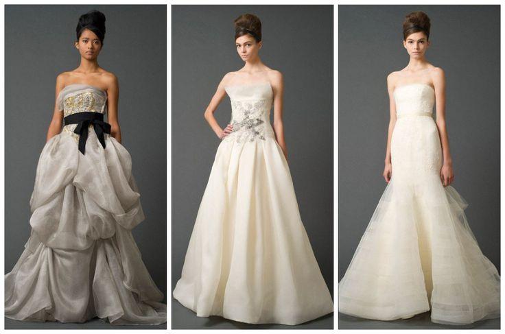 Vera Wang Wedding Dress Image Collection