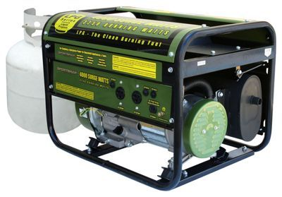 Sportsman 4000LP Watt Portable Propane Generator