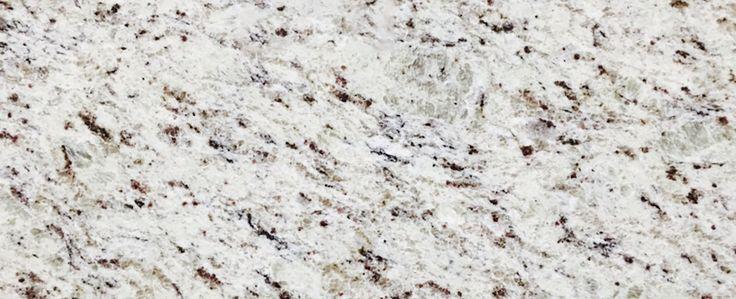 Giallo Ornamental White Granite Bathrooms Granite Bathroom Kitchen Countertops