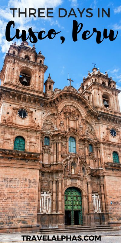 Are you looking for some Peru travel inspiration? Or better yet, are you planning to travel to Cusco, Peru? Before you do, there are some things you should know! In this post, we divulge the best things to do, eat, and see during your trip to Cusco. We also include some practical information, to make sure your trip runs smoothly! Click here for the perfect Cusco itinerary to fuel your wanderlust.