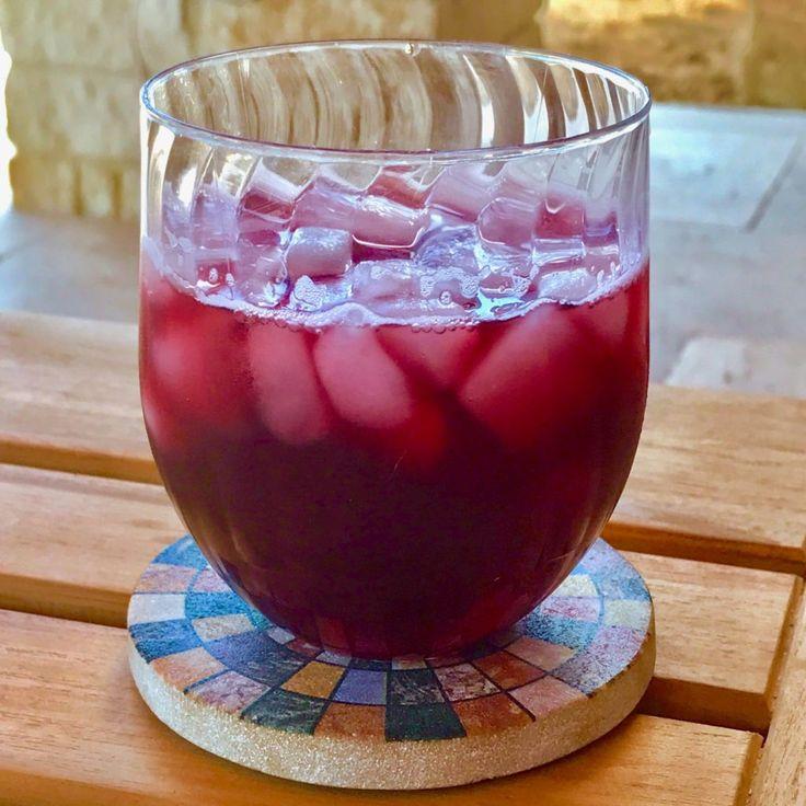 Pressure Cooker Agua De Jamaica Hibiscus Tea - Two SleeversFacebookPinterestFacebookInstagramPinterest