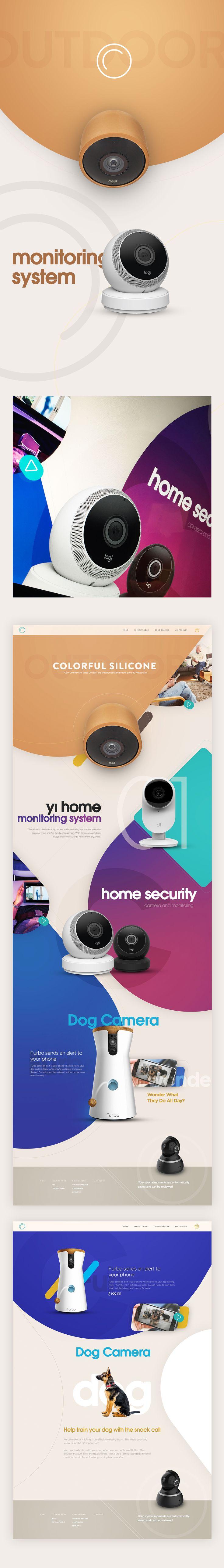 Home Safe on Behance