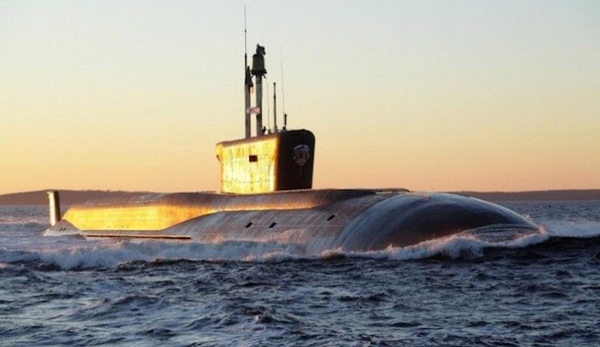 New Russian nuclear submarine New Russian Nuclear Submarine Ready To Launch, Armed With 12 Nuclear 'Bulava' Missiles A new Russian nuclear submarine is set to launch on December 19, setting sail with as many as 16 of Russia's next-generation nuclear missiles on board