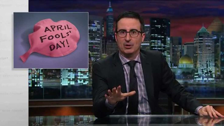 Last Week Tonight with John Oliver: April Fools' Day (Web Exclusive)