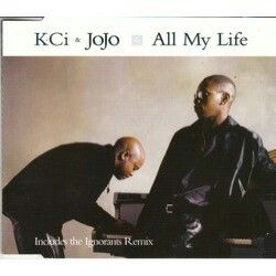 "#7. ""All My Life""  ***  K-Ci and JoJo  (1998)  First dance song?"