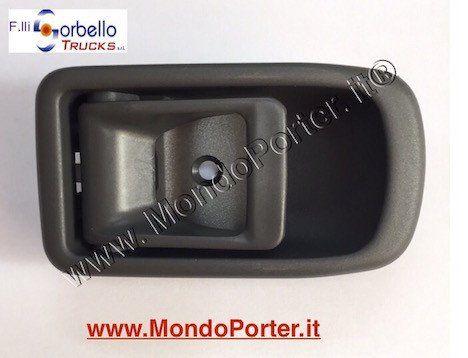 Maniglia Sportello interna sx Piaggio Porter 6928087Z01000 – Mondo Porter