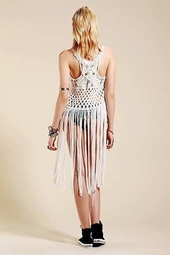 macrame clothes 1000 images about macrame clothing on 7832