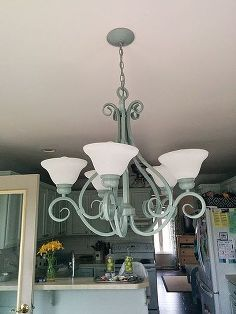 Transformed Chandeliers Kathy R S Clipboard On Hometalk Idea Box By