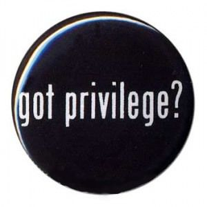 How To Talk To Someone About Privilege Who Doesn't Know What That Is