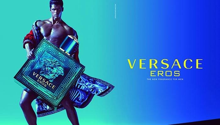 #Versace #Eros: der Olymp der Maskulinität » Point-Rouge Magazin