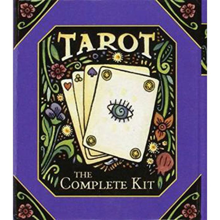 Buy Tarot - The Complete Kit by Dennis Fairchild online from The Works. Visit now to browse our huge range of products at great prices.