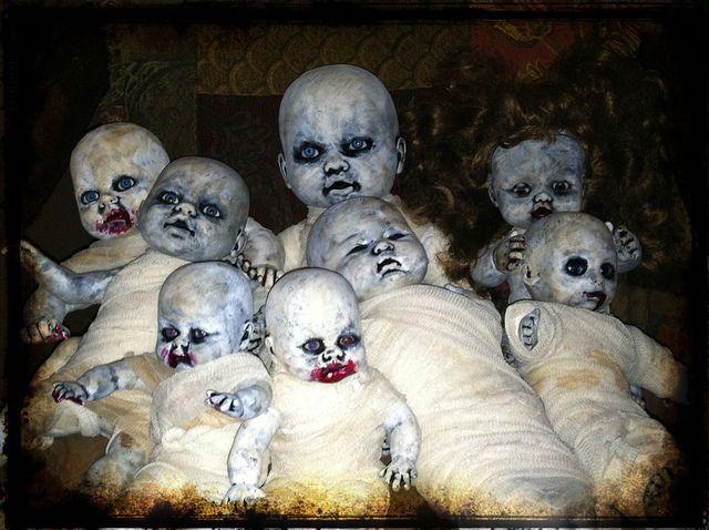 My Zombie Dolls