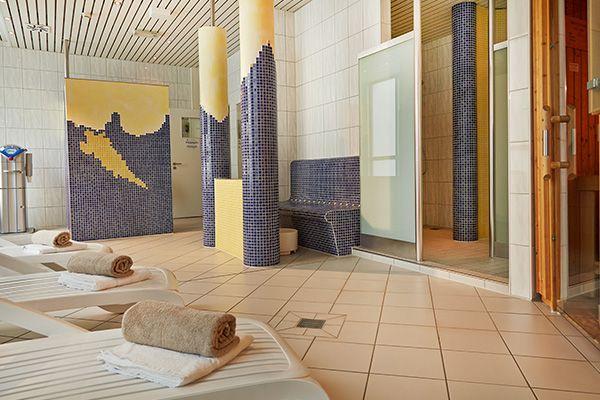 Spa- und Wellness Bereich   H+ Hotel Berlin Mitte